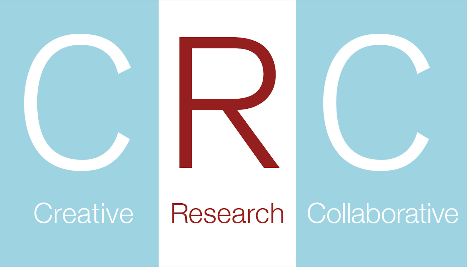 Creative, Research, Collaboration logo